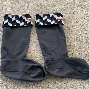 Hunter Boot liners size large